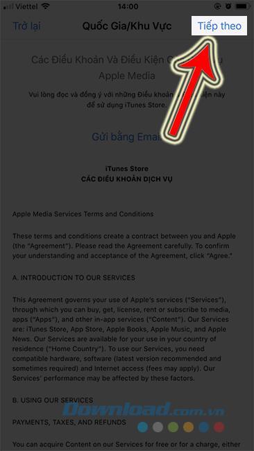 AppStoreの住所を海外に変更する手順