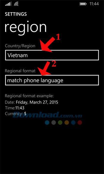 Comment acheter des applications sur Windows Phone via SIM