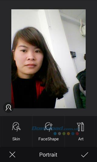 Anleitung zur Verwendung von Camera360 unter Android