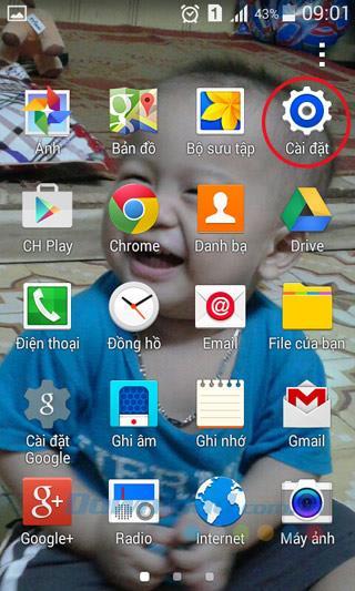 So überprüfen Sie die IMEI-Nummer auf dem Android-Handy