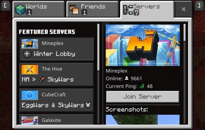 راه های بازی Minecraft با دوستان