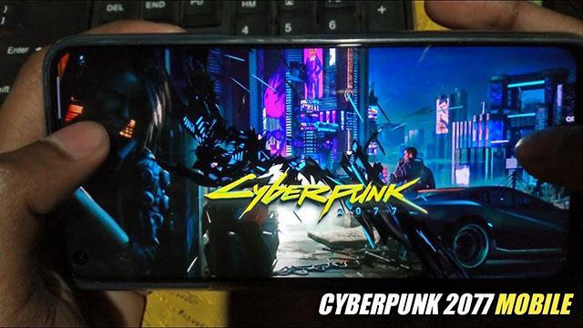 Как играть в Cyberpunk 2077 на телефоне