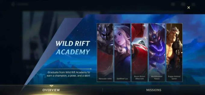 نحوه باز کردن قفل قهرمانان در League of Legends: Wild Rift خیلی سریع