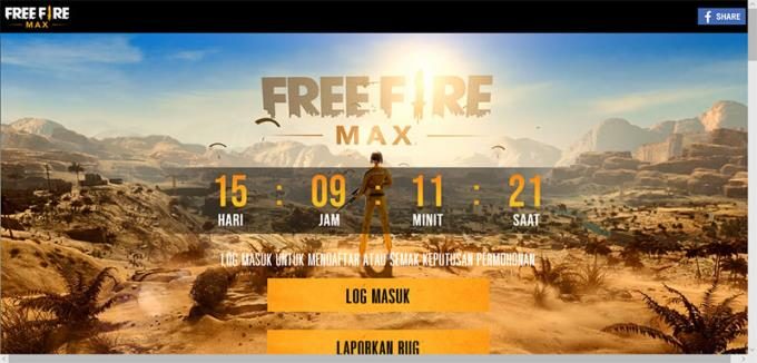 Free Fire Max: 게임 계정 다운로드 및 생성을 위한 등록 지침
