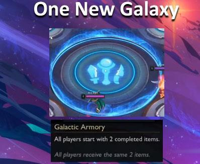 Teamfight Tactics 10.10: Детали Оружейной в Галактическом механизме
