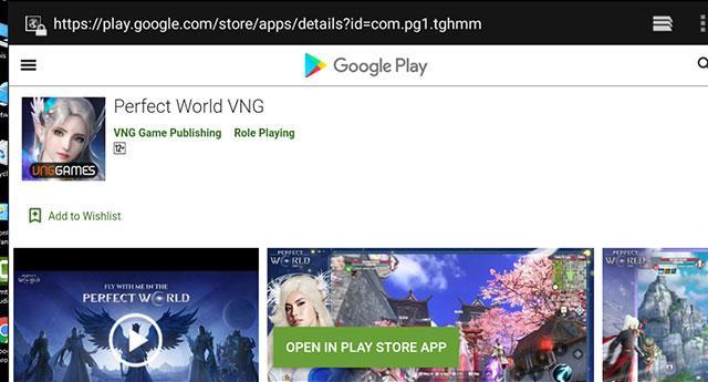 컴퓨터에 Perfect World VNG 게임을 다운로드하는 방법