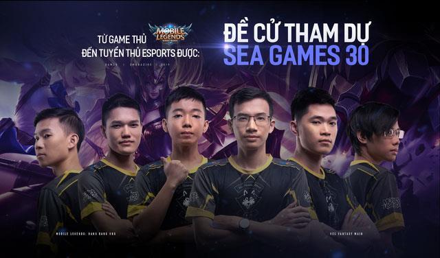 بازی های Dota 2 ، Lien Quan Mobile ، Hearthstone ، Mobile Legends Bang Bang ، StarCraft II و Tekken 7 در Sea Games 30