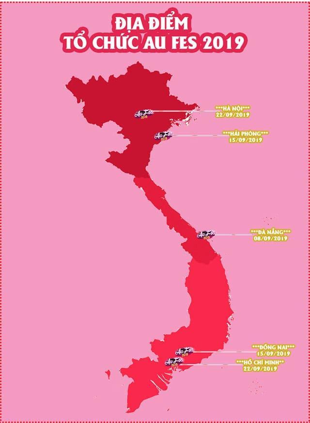 استماع 5 مکان تولد لوکس را برای گیمرهای سراسر کشور نشان می دهد