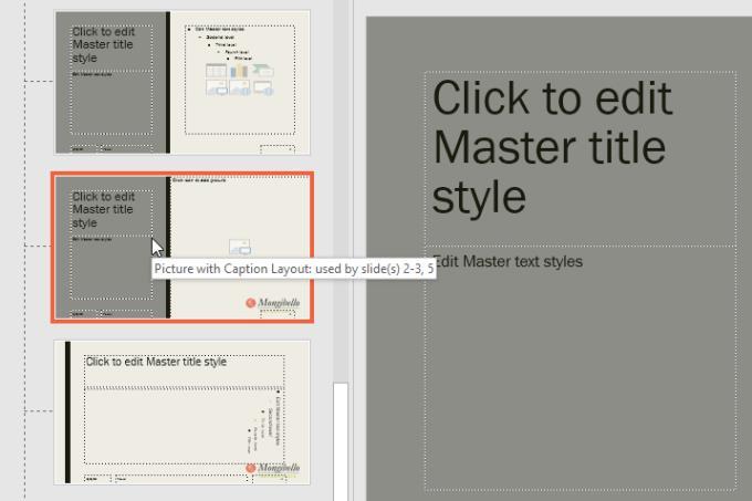پاورپوینت را بیاموزید - درس 27: نحوه استفاده از Slide Master