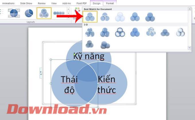 Инструкции по рисованию наборов схем в PowerPoint