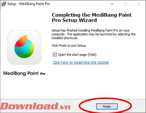 MediBang Paint Pro를 설치하고 사용하여 전문적인 만화를 그립니다.