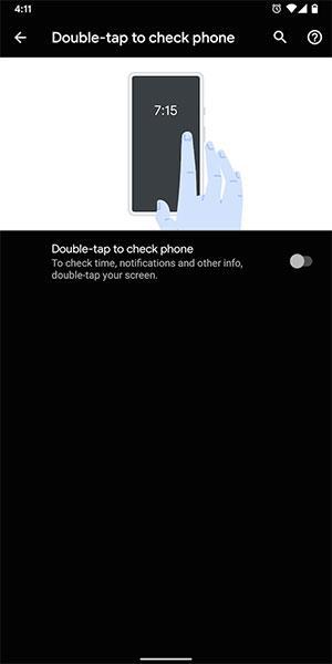 전원 버튼 없이 안드로이드 폰 화면을 끄거나 잠금 해제하는 방법