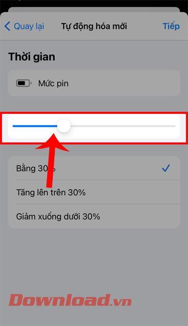 دستورالعمل ایجاد اعلان های شارژ باتری در iPhone