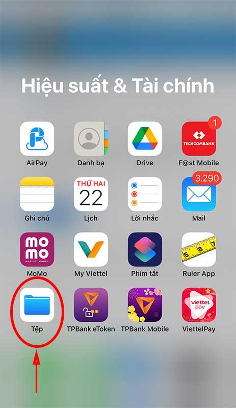 Instructions to convert paper documents to text with iPhone
