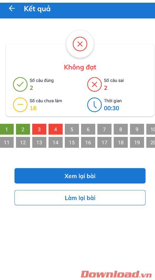 دستورالعمل شرکت در آزمون گواهینامه رانندگی روی تلفن - مجموعه جدیدی از سوالات