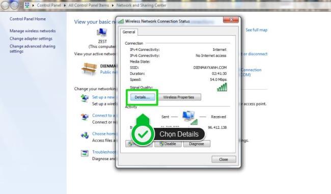 كيفية إعداد IP وشبكة DNS لنظام التشغيل LG Smart TV NetCast