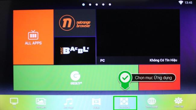 نحوه بارگیری برنامه های خارجی در Smart TV Skyworth با فایل apk (قسمت 2)