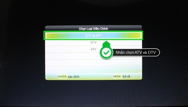 خطوات إعادة تعيين Smart TV Skyworth