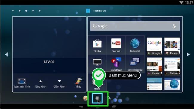 So aktualisieren Sie die Software auf Toshiba Smart TV