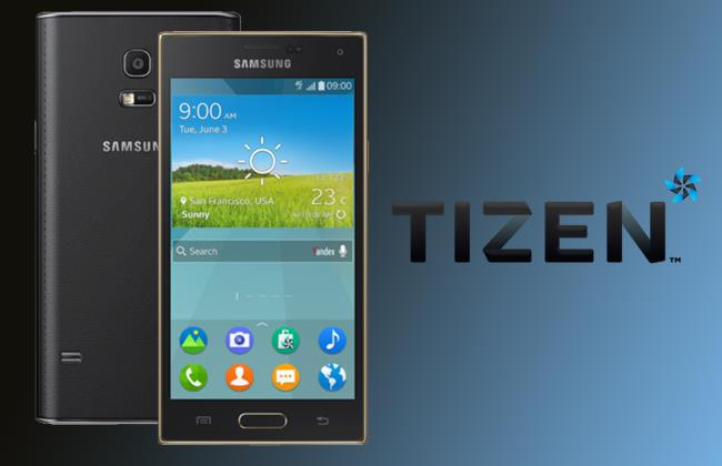 Samsung's Tizen OS is the 4th largest mobile operating system