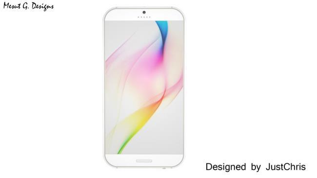 Muncul konsep Galaxy Note 6 dengan tepian super tipis