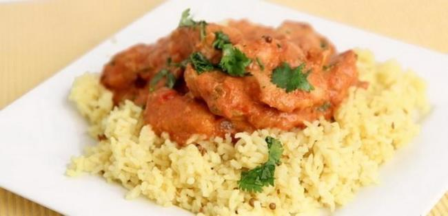 How to make Indian chicken dish in butter