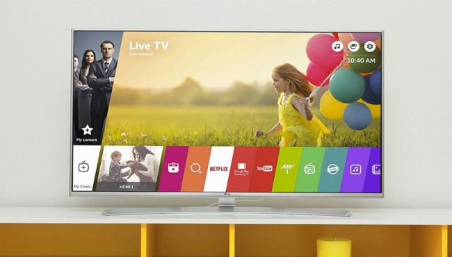 What is webOS on LG TV?  What are the advantages?