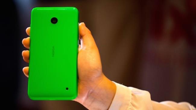 Mengesan versi RAM Lumia 635 hingga 1 GB