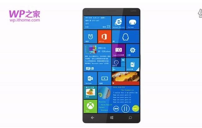Foto konsep Lumia 1030 - Ponsel kamera super dari Microsoft