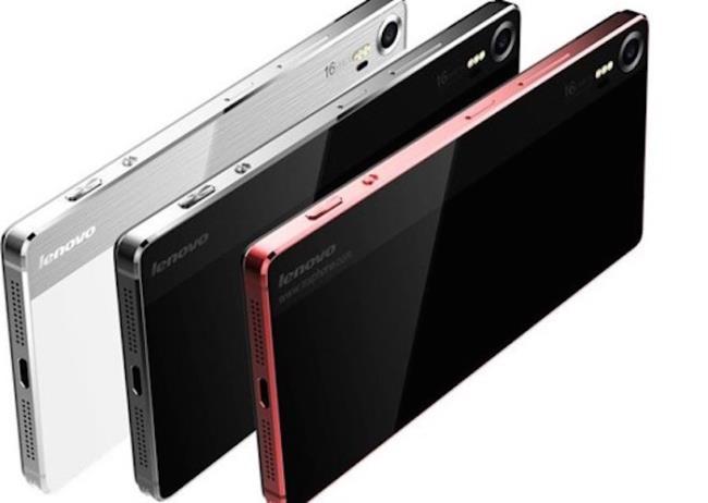 Telefon pintar LED flash kamera Lenovo 3-LED terdedah