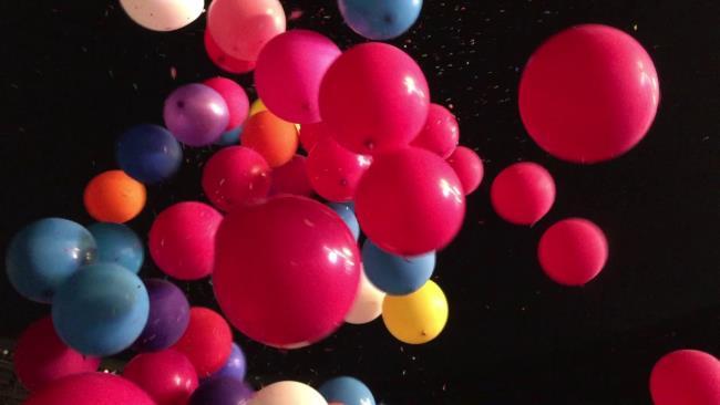 Mensintesis belon berwarna-warni yang paling indah
