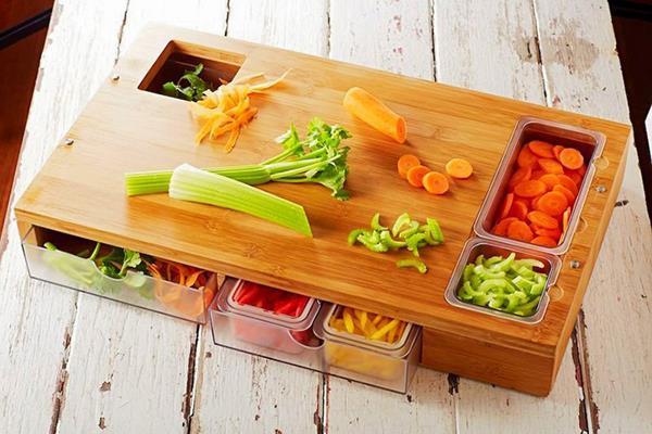 Tips for storing and using cutting boards in your kitchen