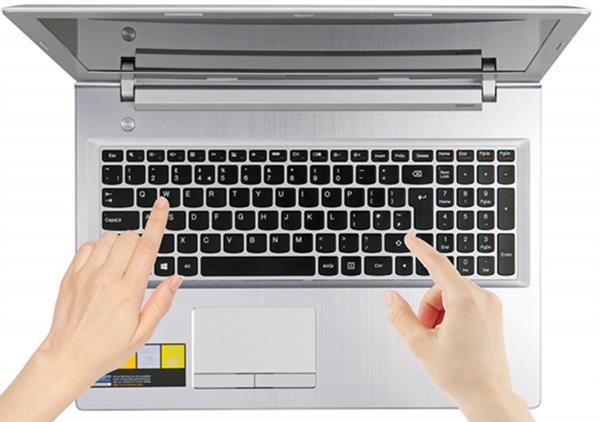 صفحه کلید AccuType در لپ تاپ چیست؟
