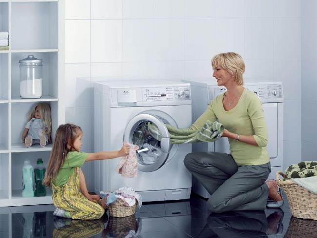 نحوه تمیز کردن ماشین لباسشویی بارگذاری جلو ، درب افقی