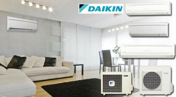 What country is Daikin air conditioner?  Manufacturing where?