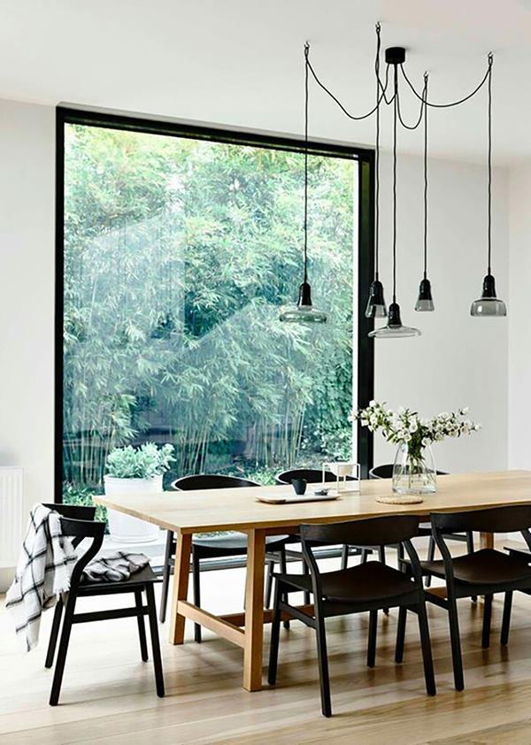 3 faktor penting saat memilih lampu ruang makan