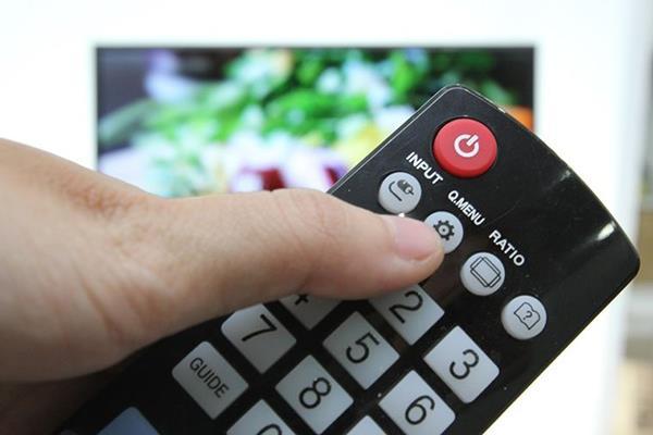 Anweisungen zur Verwendung der Kindersicherung bei LG Smart TVs