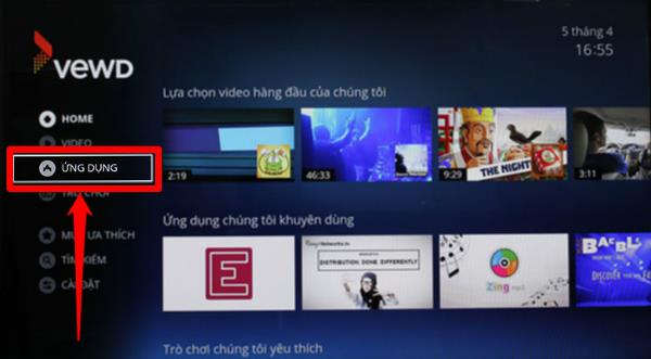 Instructions on how to activate the Clip TV service pack for Sony Android or Sony Smart TVs