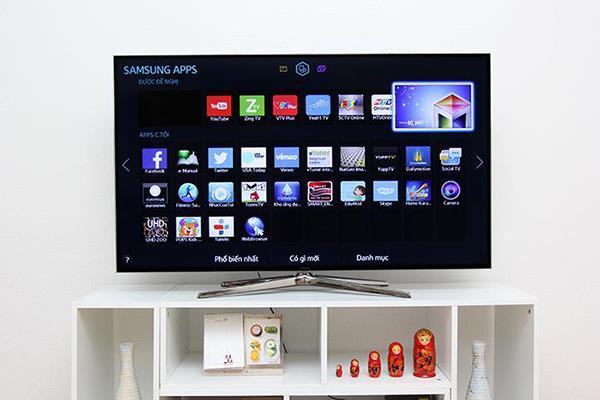 Keuntungan dari antarmuka Smart Hub di Samsung Smart TV