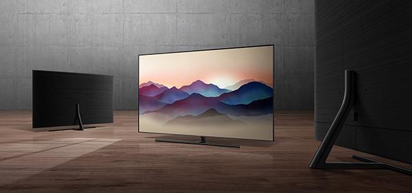 Lihat TV Samsung Qled saat ini
