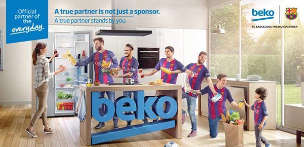 ما البلد الذي تأتي منه علامة Beko التجارية؟