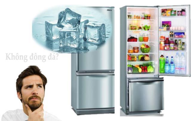 Cari tahu apa yang menyebabkan lemari es tidak membeku