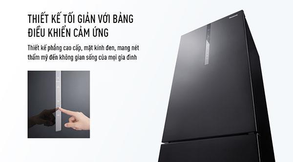 4 fitur yang tidak boleh dilewatkan pada lemari es dan freezer kelas atas Panasonic BX0 series baru