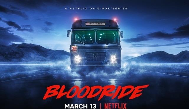 Review movie Bloodride- Anthology of Norwegian horror stories