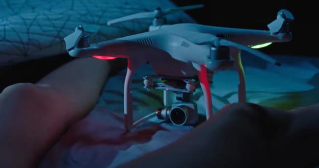Tinjau film The Drone - Murder in the air