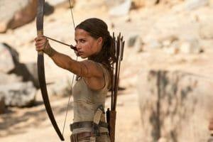 Review Film Tomb Raider: The Legend Begins