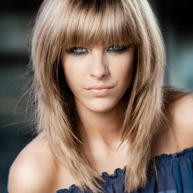 Potongan rambut pendek, sedang, panjang 2020: tren dalam 180 gambar