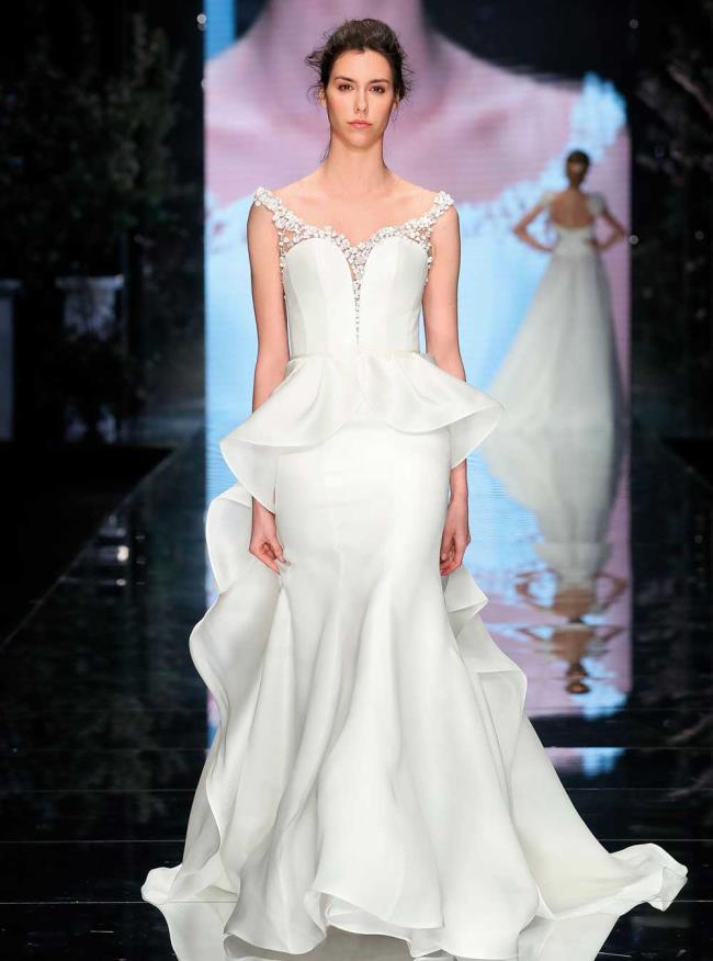 Gaun pengantin Enzo Miccio 2020: Koleksi Foto