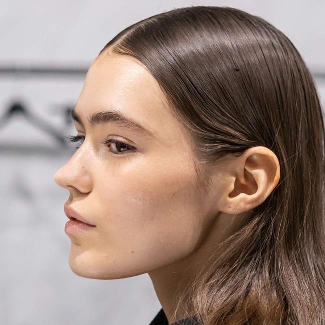 Herbst Winter 2020 2021 Make-up: Trends aus den Modenschauen