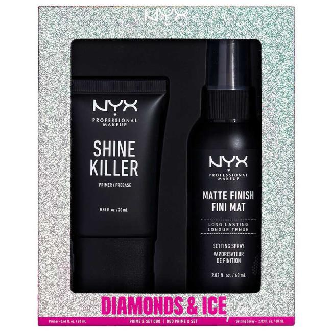 NYXクリスマスメイク2020:ダイヤモンドとアイスのコレクションとキット